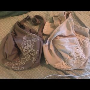 Two Olga bras Great condition